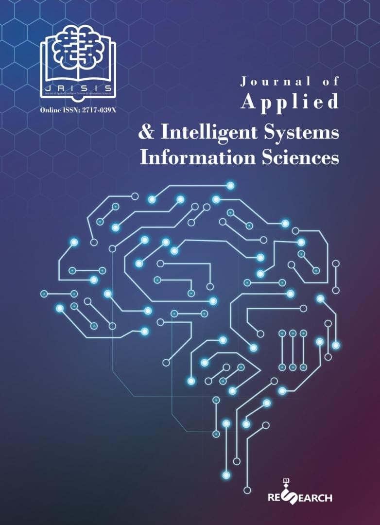 Journal of Applied Intelligent Systems and Information Sciences